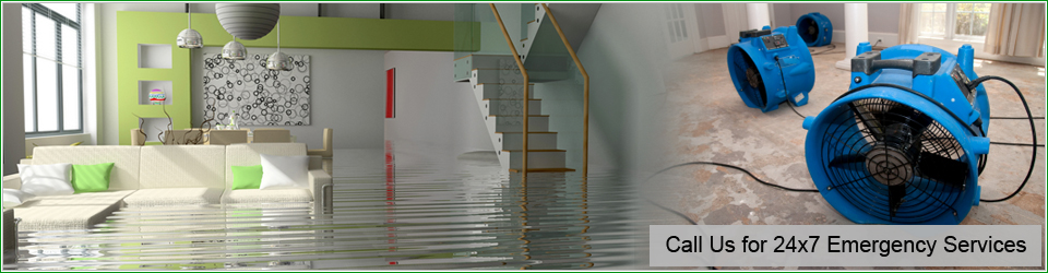 Water Damage Restoration North Hollywood